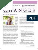 Women's Clinic of Lincoln Newsletter