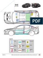 Mitsubishi Rettungsdatenblatt LancerEvo CY0 4dr