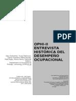 OPHI II