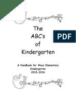 abc handbook 2015
