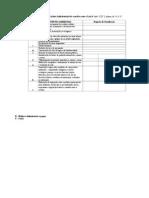 Classificação Das Ações Ambientais