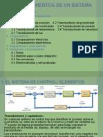 Tema 9 Elementos de Un Sistema de Control.ppt