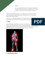 FIBRIOMIALGIA 10 sintomas