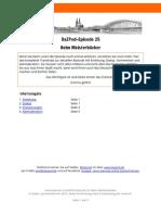 DaZPod 0025 BeimMeisterbaecker Transkript