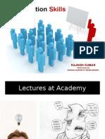 PIT on Presentation Skills