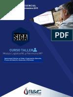 Sistema Integrado de Gestión Administrativa Temario