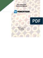 GM Gear Inspection Handbook ISO DRAFT FINAL