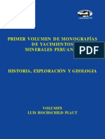 Yacimientos Minerales Peruanos_Vol I_LHochschild