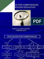EvaluaciÓn Por Competencias en El Proceso Educativo