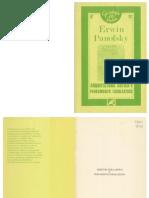 Sociologia Arquitetura Gotica e Pensamento Escolastico Erwin Panofsky