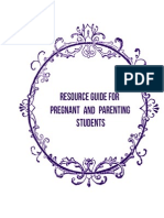 asu pregnant and parenting resource guide
