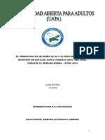EL FEMINICIDIO EN MUJERES DE 20 A 35 AÑOS DE EDAD, EN EL MUNICIPIO DE SAN LUIS.doc