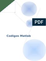CODIGOS MATLAB