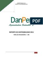 Reporte COP- GRI Danper Trujillo 2011