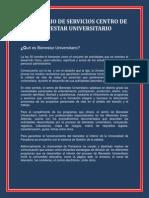 Portafolio Binestar Universitario
