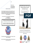 National Peacekeepers' Day Ceremony
