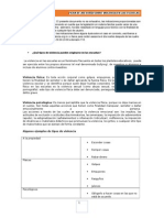 RED Por Los Derechos de La Infancia en México Ficha de Asesoría Sobre Violencia en Las