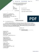 Vulcan Golf, LLC v. Google Inc. et al - Document No. 134