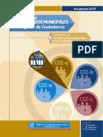 Manual Para Subdelegados Municipales del Registro de Ciudadanos, Comites Cívicos - Tribunal Supremo Electoral de Guatemala
