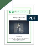 Tubing Ovality Monitor