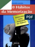 10 Hábitos de Memorização
