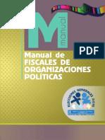 Manual de Fiscales de Organizaciones Políticas, 2015 - Tribunal Supremo Electoral de Guatemala.pdf