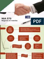 Nia 540 Negocio en Marcha