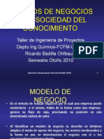 C4 Modelo de Negocios 2010