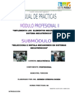 Manual de Prácticas Módulo 2 Subm. 3 Imprimir Agosto 2013