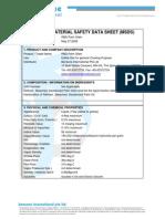 Material Safty Datasheet Palmoilh