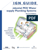 Pex Designguide Residential Wsdaater Supply