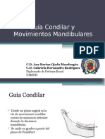 Movimientos Mandibulares