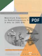 Radiation Exposure Limits