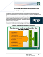 Lectura 3 - El Marketing Dentro de Las Organizaciones