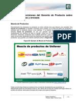 Lectura 9 - Decisiones Del Gerente de Producto Sobre Mezclas, Marcas y Envases
