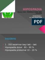 Hipospadia Power Point