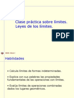01 2 C.P Teoremas Sobre Limites