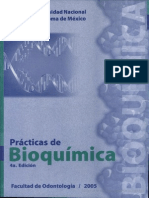 Práctica de Bioquímica Dental