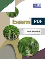 Budidaya Bambu Komersial