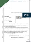 Parker v. Clingerman - Document No. 7