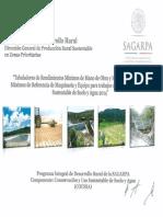 Rendimientos 2014 Mov. Tierras SAGARPA