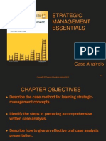Strategic Management Case Method 15e
