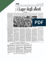 1945 i Lager Degli Alleati