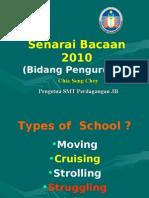 Senarai Bacaan 2010