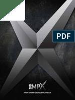 SIG MPX Brochure