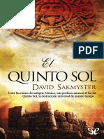 El Quinto Sol - David Sakmyster
