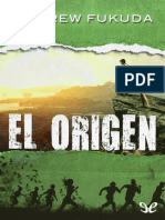 El Origen - Andrew Fukuda