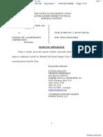 Paid Search Engine Tools, LLC v. Google, Inc. et al - Document No. 7