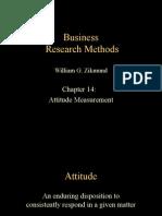 14. Attitude Measurement