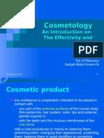 1 Cosmetology